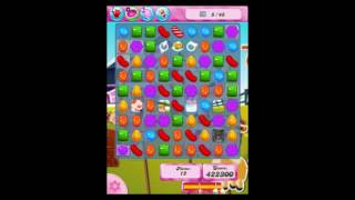 Candy Crush Saga Level 231 Walkthrough