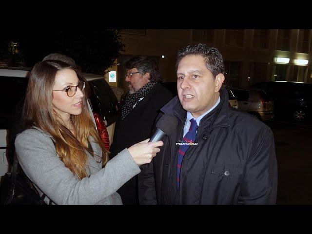 Visita di Toti ad Alassio: video #1