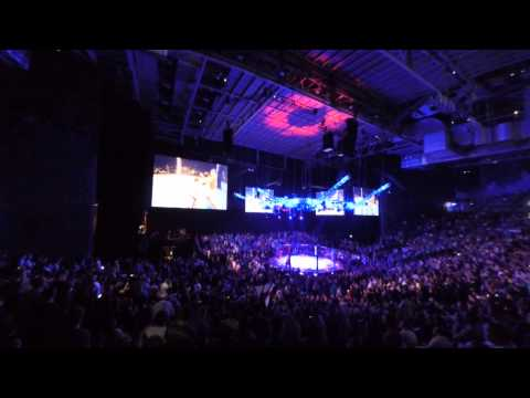 UFC Dublin  - Open Montage - Baba O'Riley HD