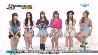 Video Weekly Idol 130717 Apink ep.104 [Eng Sub] download MP3, 3GP, MP4, WEBM, AVI, FLV Mei 2018