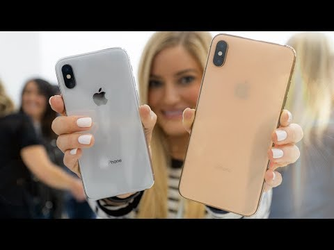 iPhone Xs Max and iPhone Xr! thumbnail