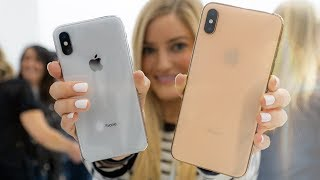 iphone xr vs iphone x vergleich