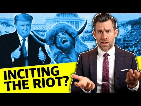 Incitement: Is the President Guilty of Inciting the Riot?