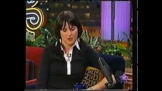 lucy lawless interviewed about xena finale on jay leno 2001