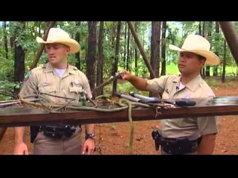 Keeping the Peace, Game Warden Johnny Jones - Texas Parks and Wildlife [Official]