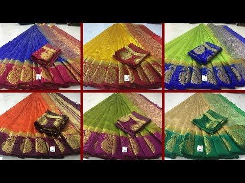 Pattu Fancy Sarees Designs