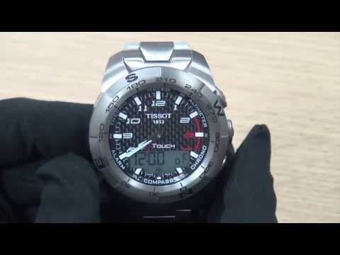 How To Set A Tissot T-Touch Watch