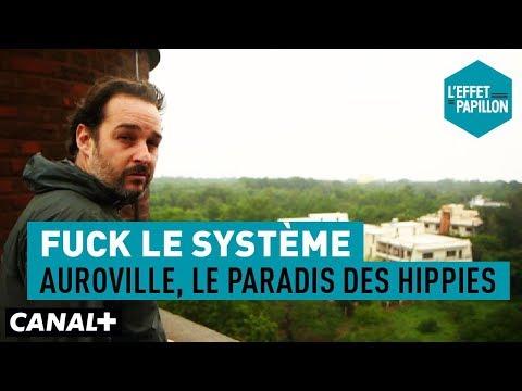 Fuck le système : Auroville, le paradis des hippies - L'Effet Papillon – CANAL+