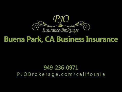 Buena Park Business Insurance Services