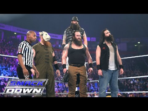 Bray Wyatt Fordert Undertaker & Kane Für Die Survivor Series Heraus: SmackDown – 12. November 2015