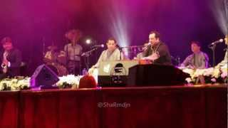 Rahat Fateh Ali Khan - O Re Piya (live in Ahoy Rotterdam, October 13 2012)