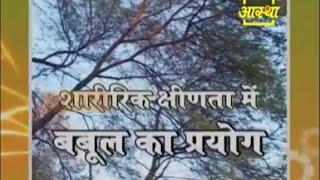 शारीरिक क्षीणता (Physical Weakness)  में बबूल का प्रयोग | Acharya Balkrishna