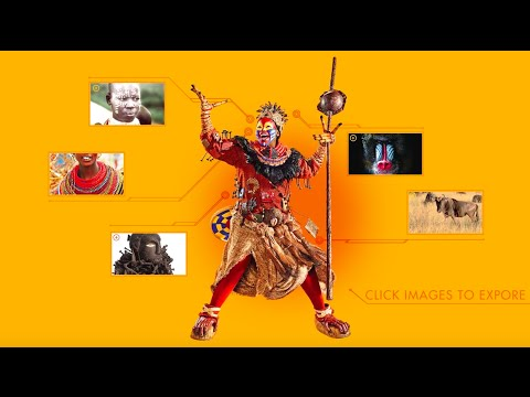 sc 1 st  YouTube & Rafiki Costume Anatomy - THE LION KING - YouTube