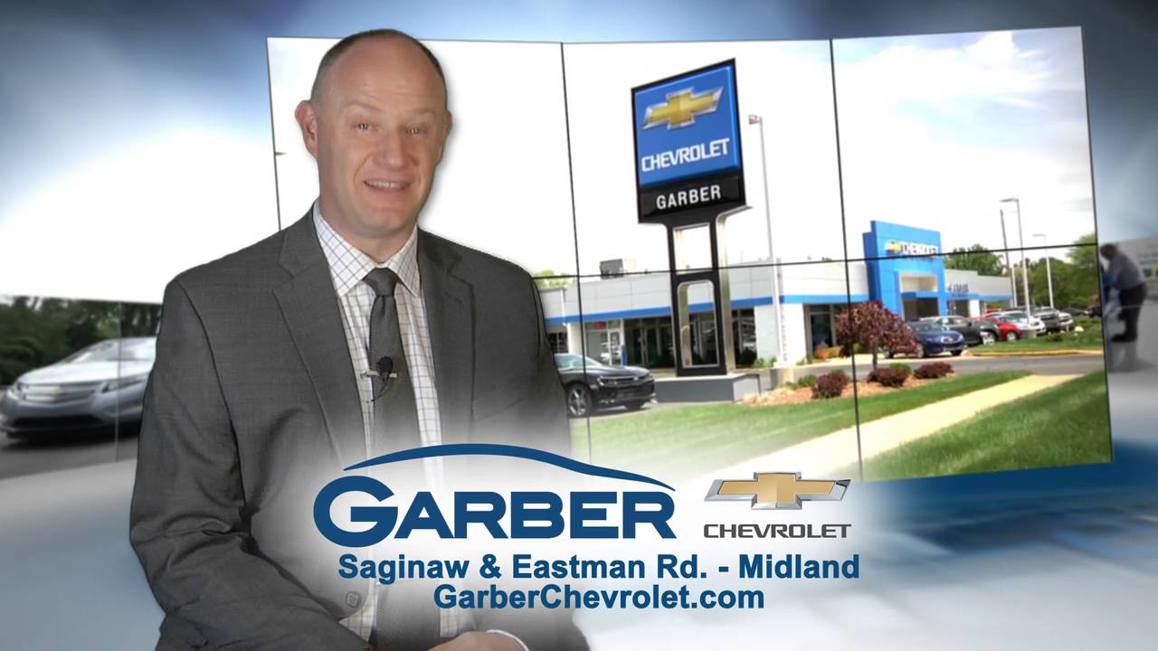 Garber Chevy - Saginaw & Eastman in Midland! - YouTube