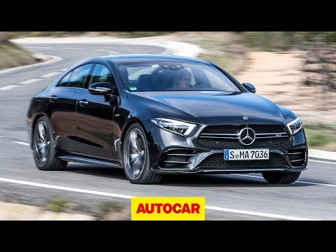 2018 Mercedes-Benz AMG CLS 53 review - new 429bhp AMG worthy of the name? | Autocar