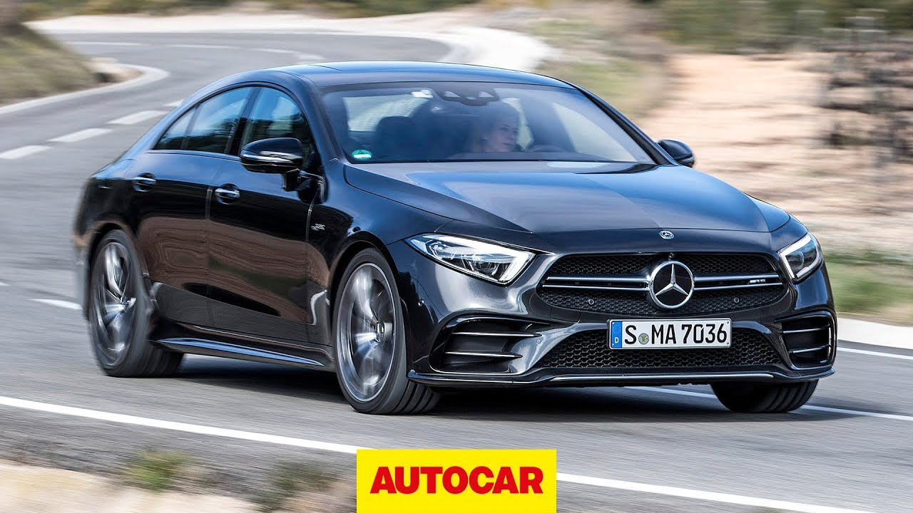 2018 mercedes benz amg cls 53 review new 429bhp amg worthy of the name autocar youtube. Black Bedroom Furniture Sets. Home Design Ideas