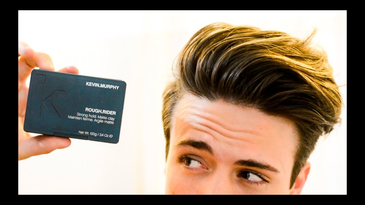 matte hair style mens hair kevin murphy rider review matte finish 5980