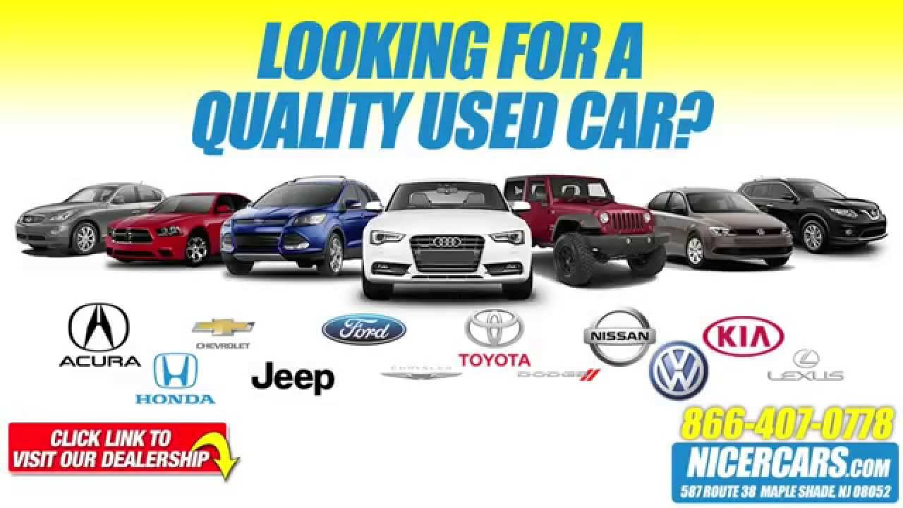 Nicercars Com Used Car Sales Event Youtube