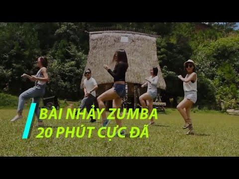 Zumba Dance Workout for weight loss | Bài nhảy Zumba 20 phút cực đã | Zumba Fitness Vietnam | Lazum3