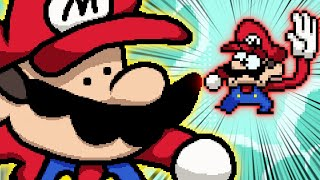 Speedrunner Mario joins Rivals of Aether