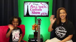 Aniyah Cotton TV Show Feat Naria Nicolee