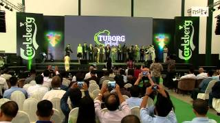 NOW in BAGO - Carlsberg factory launched in Myanmar