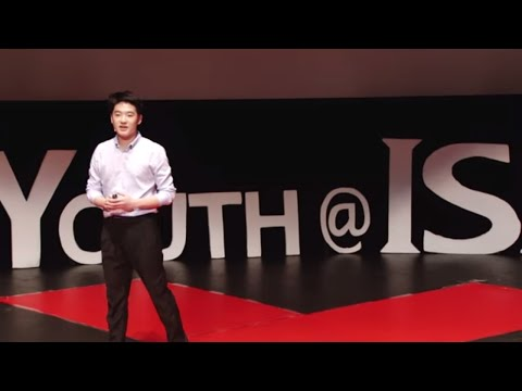 Why The Arts is more important than you think | David Lim | TEDxYouth@ISBangkok