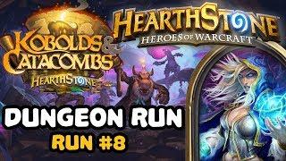 HEARTHSTONE | Dungeon Run #8 | Mage