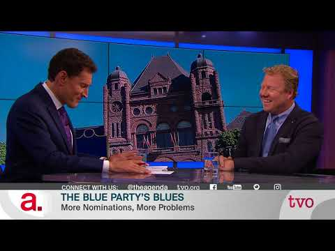The Blue Party's Blues