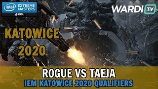 Rogue vs TaeJa (ZvT) - IEM Katowice 2020 Qualifiers