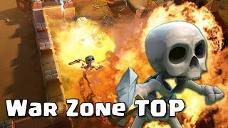 War Zone TOP vs Yorkshire Boss | Clash of Clans