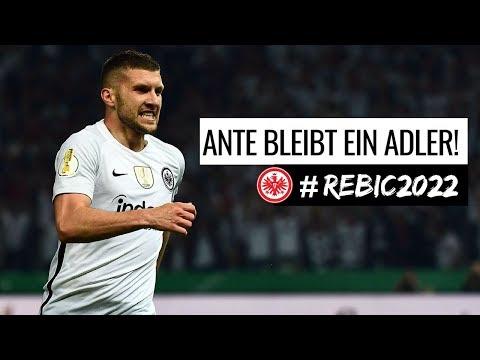 Ante Rebic bleibt Adlerträger! | #REBIC2022 | Eintracht Frankfurt