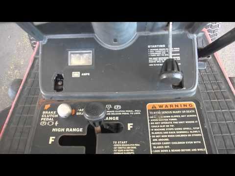mtd 42 riding lawn mower manual