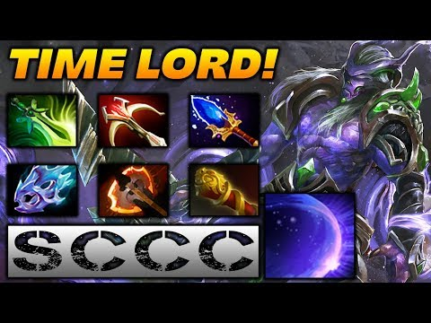 Sccc Faceless Void TIME LORD Dota 2 thumbnail