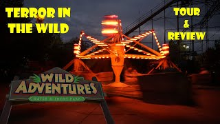 Wild Adventures Terror In The Wild Tour And Review