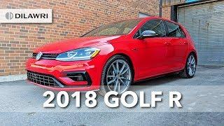 2018 Volkswagen Golf R | Preview