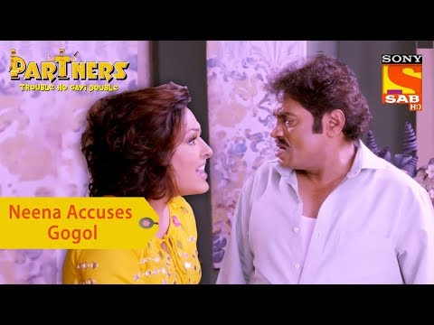 Your Favorite Character | Neena Accuses Gogol Of Infidelity | Partners Trouble Ho Gayi Double