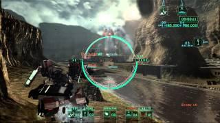 Armored Core V - Universe Vs ROSE  Conquest