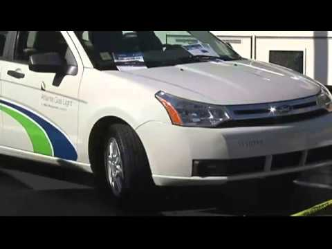Showing Off 'Alternative Fuel' Cars