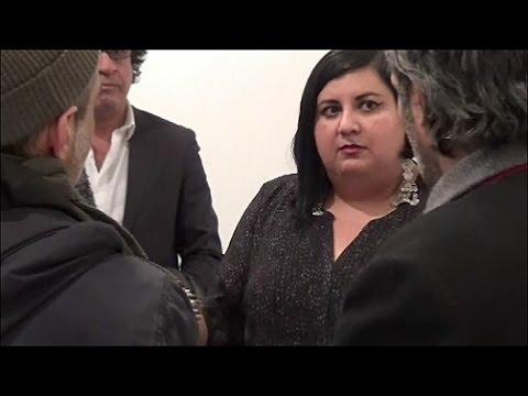 LEILA HELLER GALLERY - ARTIST: Hadieh Shaife