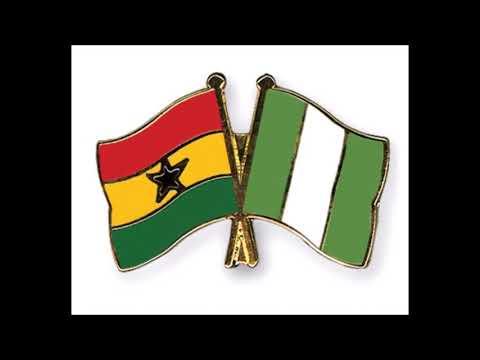 Ghana & Naija Mix - DriveTime Mix Vol 1.0