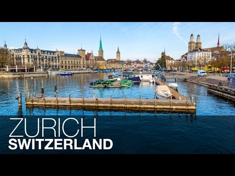 Drone Film Switzerland Lake of zürich 2017