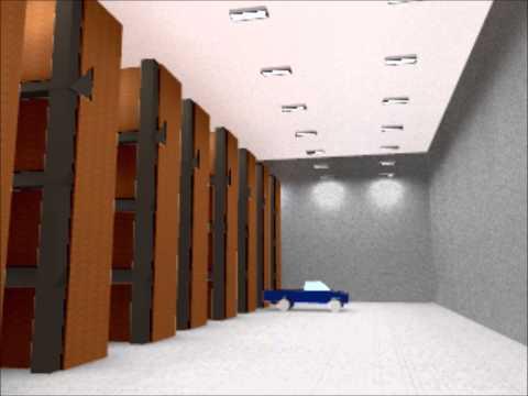 Lighting Application Design (Warehouse)
