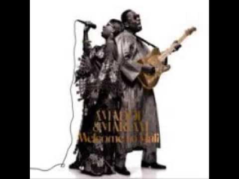 Amadou & Mariam Welcome To Mali - 'Ce N'Est Pas Bon' Malian music