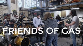 Friends Of Gas - Template (Werkstatt Session)
