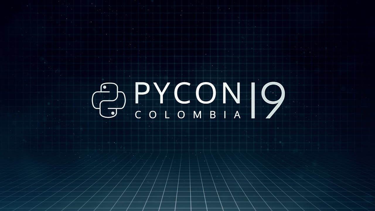 Image from Benjamin Lewis - PyCon Colombia 2019