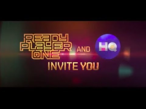 HQ Trivia: March 28, 2018, 9 p.m. EDT Full Game ($250,000 prize) (Ready Player One special)