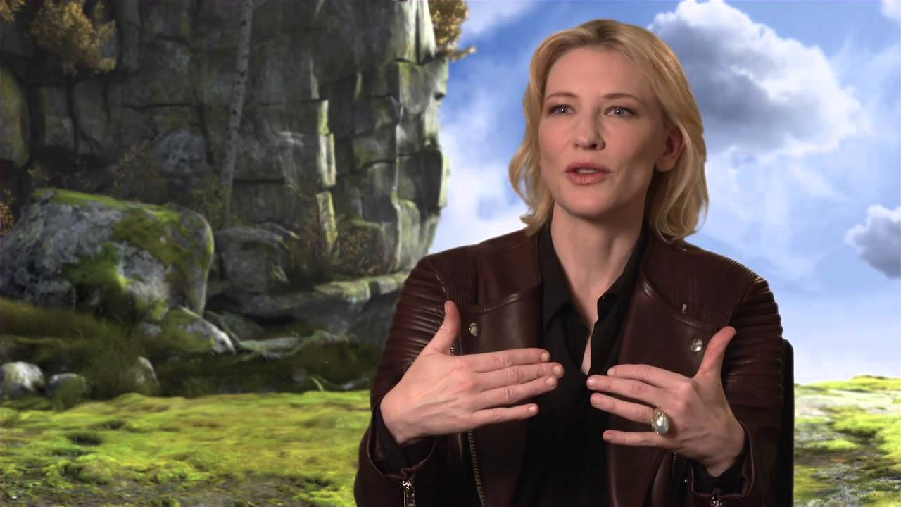 How To Train Your Dragon 2  Cate Blanchett (valka) Interview