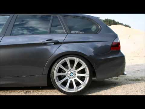 2006 BMW 320d Touring - YouTube