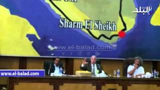بالفيديو والصور .. 'فودة': الرئيس طلب تقريرا لتشغيل مطار طور سيناء